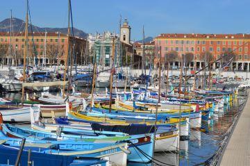 Parcours ville Nice